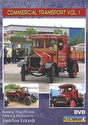 Commercial Transport Vol.1 DVD